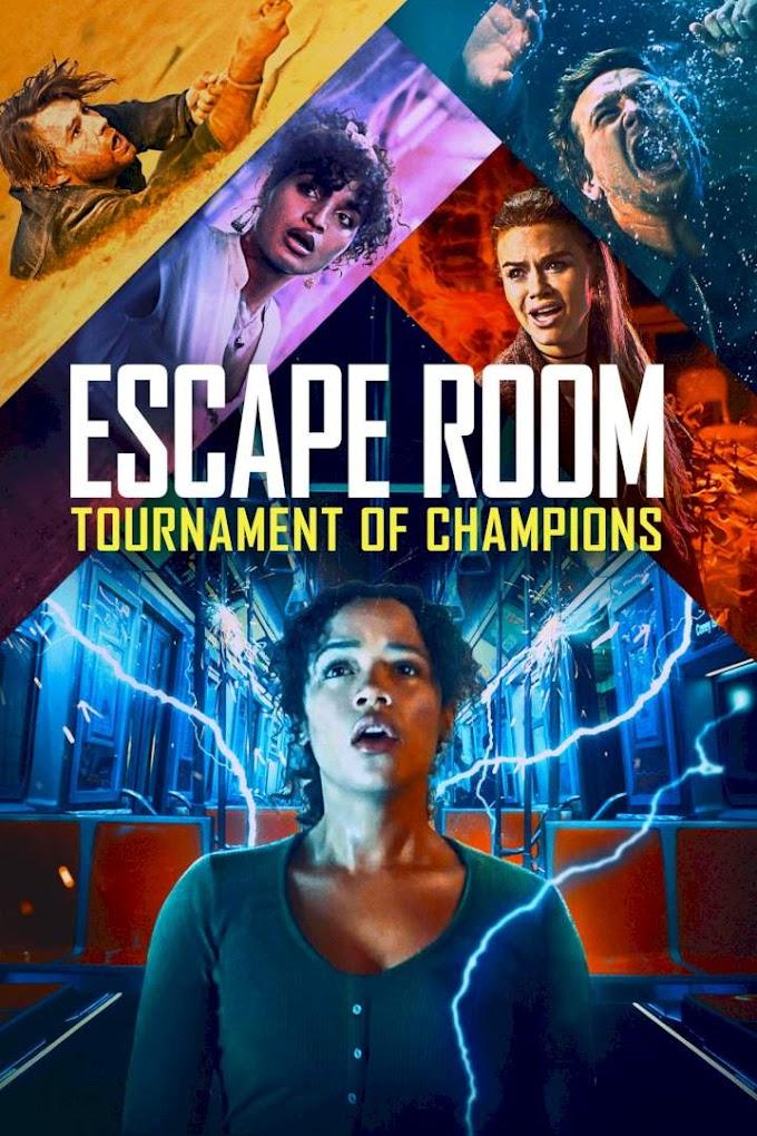 Movie: Escape Room: Tournament of Champions (2021)