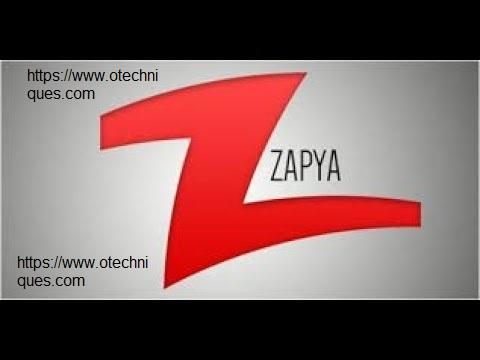 تطبيق Zapya  لنقل الملفات بين الهاتف والكمبيوتر