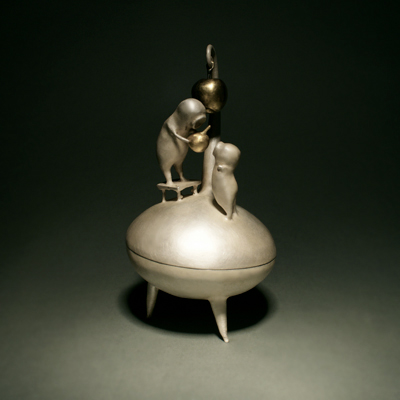 Aurelija Šimkutė, imagenes de esculturas chidas, arte inspirador, soledad surrealista bonita