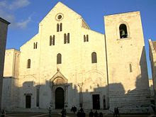 Church Of Saint Nicholas, Bari, Italy