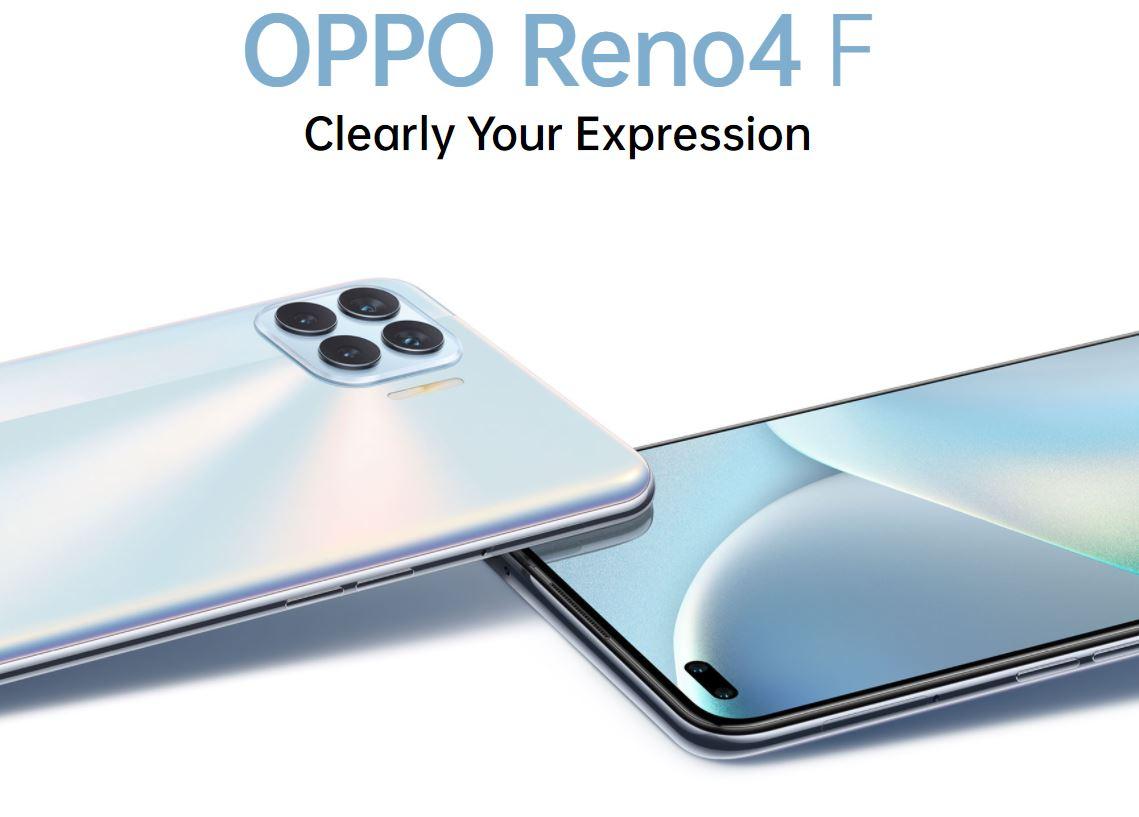 Harga dan Spesifikasi Oppo Reno 4 F RAM 8GB ROM 128GB Terbaru di Indonesia