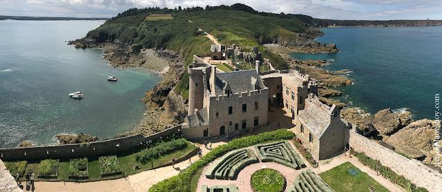 Fort la Latte viaje Bretaña Francia