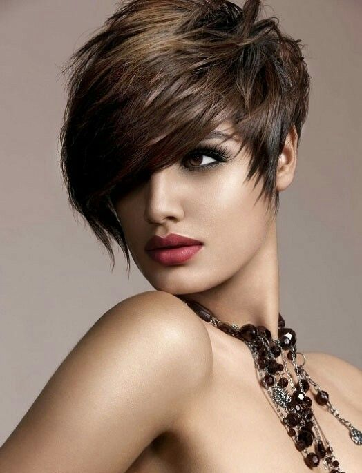 Short Hair - Pixie Haircut Image 1