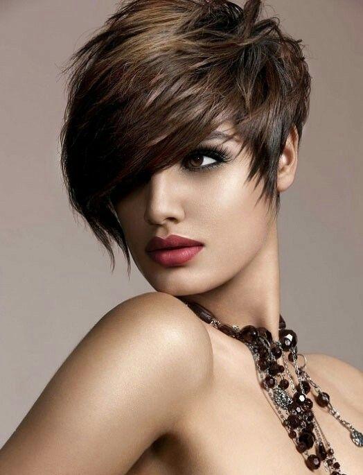 Short Hair - Pixie Haircut Image 1