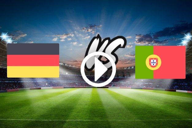 بث مباشر مشاهدة مباراة البرتغال ضد ألمانيا