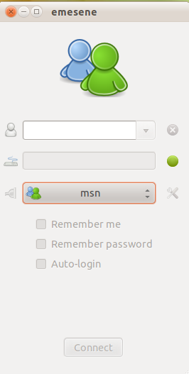 Install Emesene On Ubuntu 11 04 - An Instant Messaging