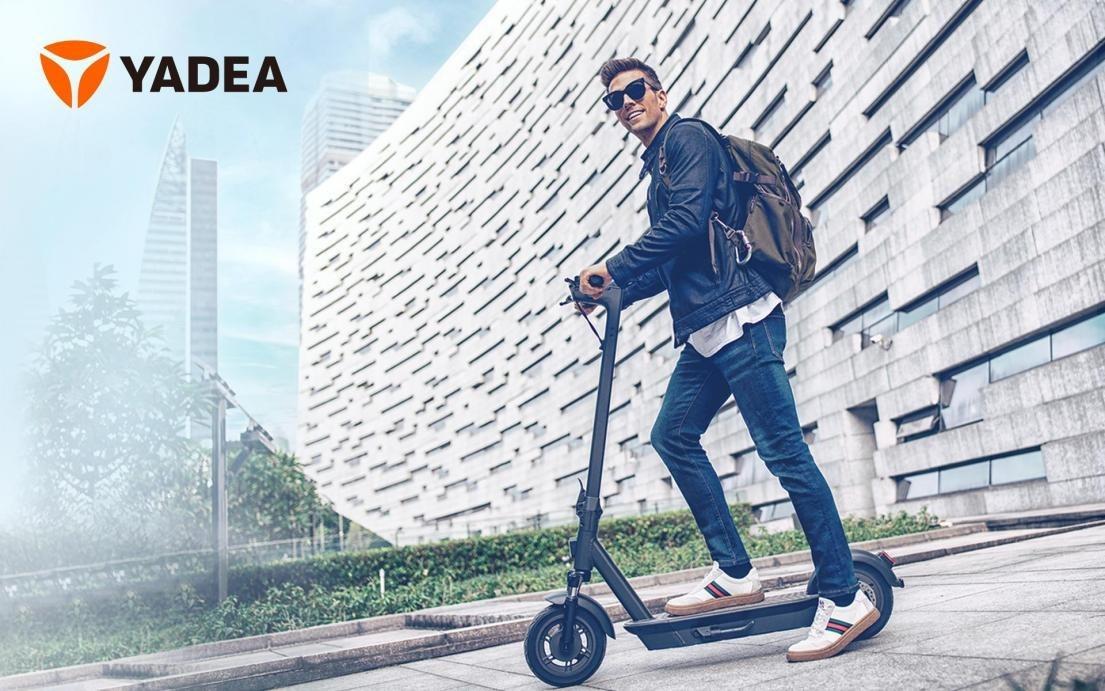 Yadea Launches KS5 Series