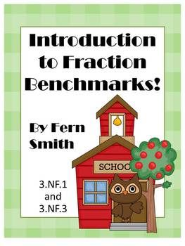 Fern Smith's Fractions ~ Introduction to Benchmarks Center Game