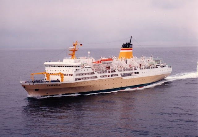 Jadwal Keberangkatan Kapal Laut Pelni Lambelu