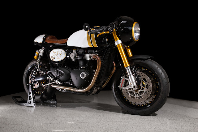 Triumph Thruxton By Untitled Motorcycles Hell Kustom