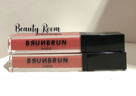[REVIEW] BRUNBRUN PARIS Melted Matte Lip Color