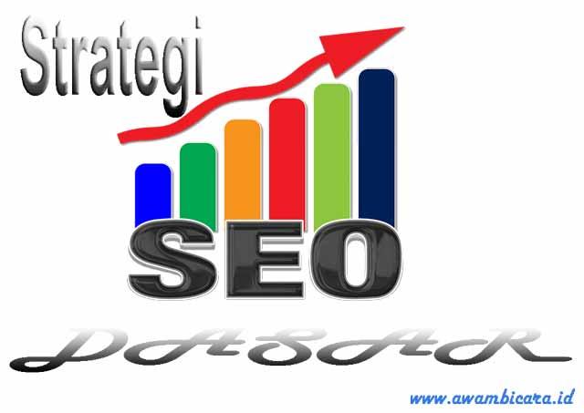 adalah cara mempromosikan website atau blog melalui search engine Strategi SEO Dasar (Search Engine Optimization Basic) - Untuk Pemula
