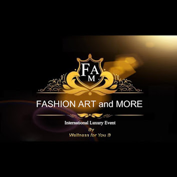International luxury event of fashion and art at taly:
