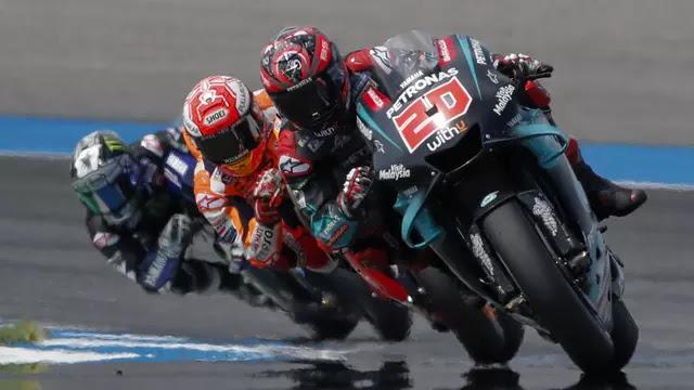 Daftar Pembalap dan Jadwal MotoGP 2020