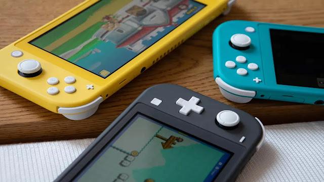 نفاذ جميع الكميات الموجودة من جهاز Nintendo Switch في أمريكا بسبب فيروس كورونا