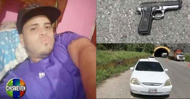Policías mataron al Papurri de la Cota 905