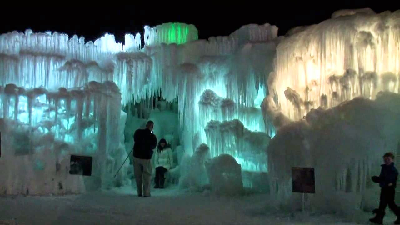 ice castles Silverthorne Colorado randommusings.filminspector.com