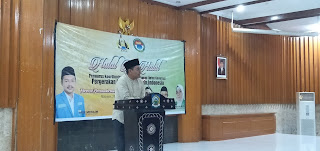 Ini Pesan Alumni PMII Diacara Halal Bihalal PMII Bali Nusra.