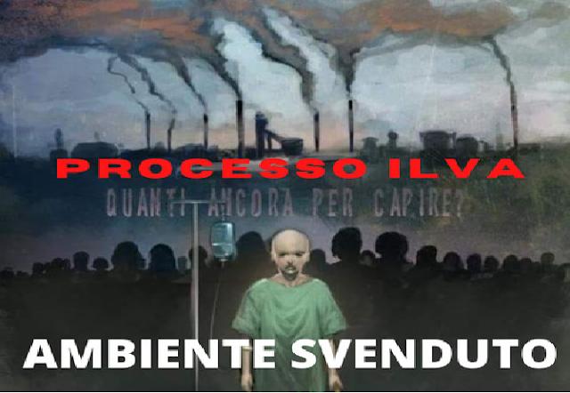 """Ilva: tre anni e mezzo a Nichi Vendola ex Presidente della Regione Puglia. Pronunciata la sentenza di primo grado del processo """"Ambiente Svenduto"""""""