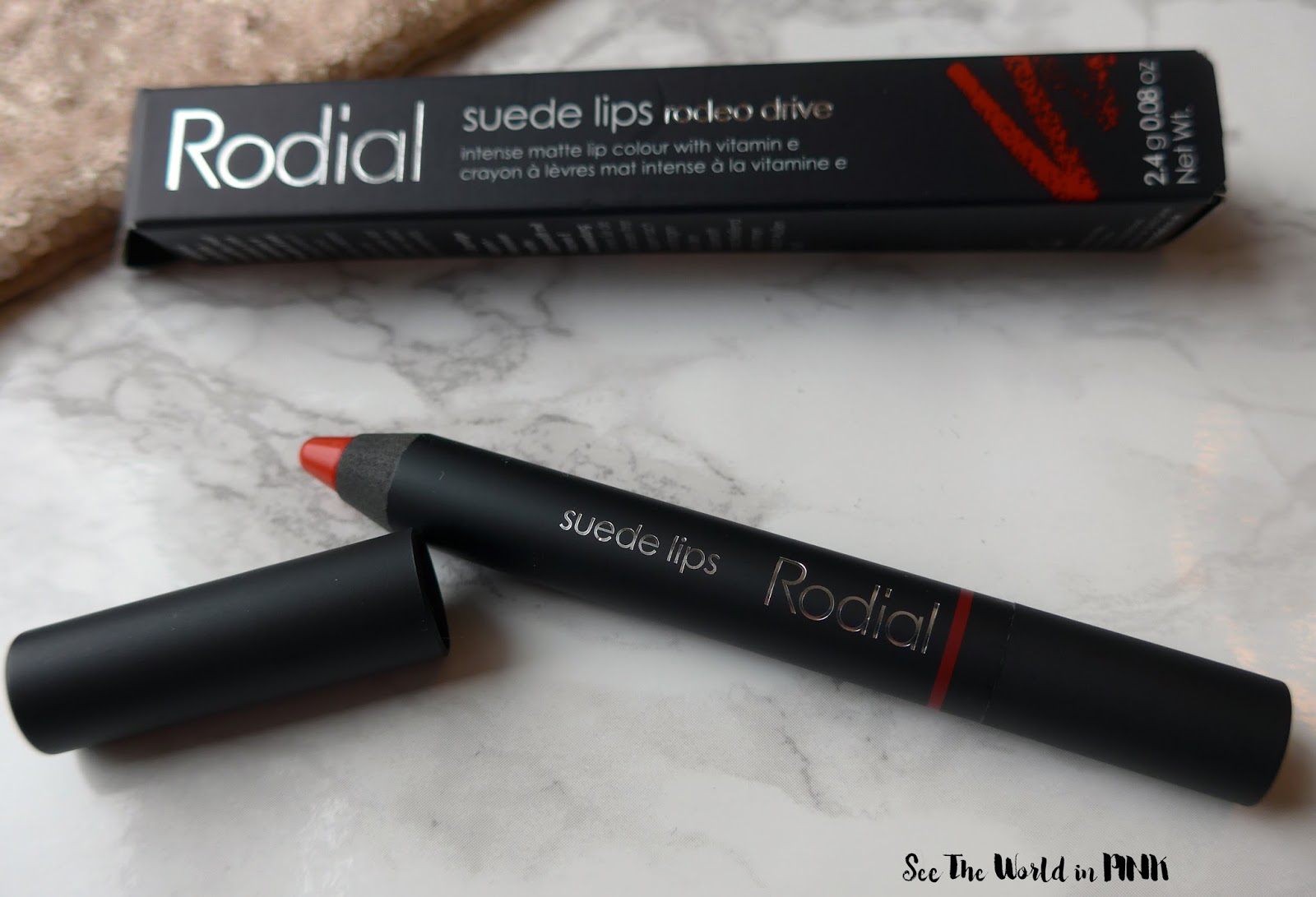 Getting Holiday Glam with Rodial Makeup!