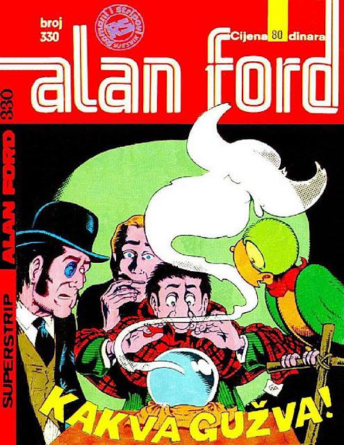 Kakva guzva! (SS 330) - Alan Ford