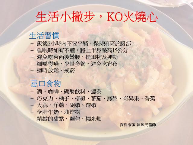 陳盈光中醫師: 胸痛,咳嗽的常見原因-胃食道逆流