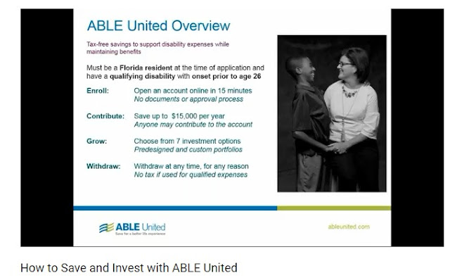 ABLEUnited Webinar Overview