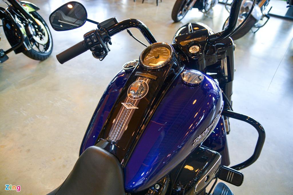 Chi tiết Harley-Davidson Road King Special - xe touring giá hơn 1 tỷ