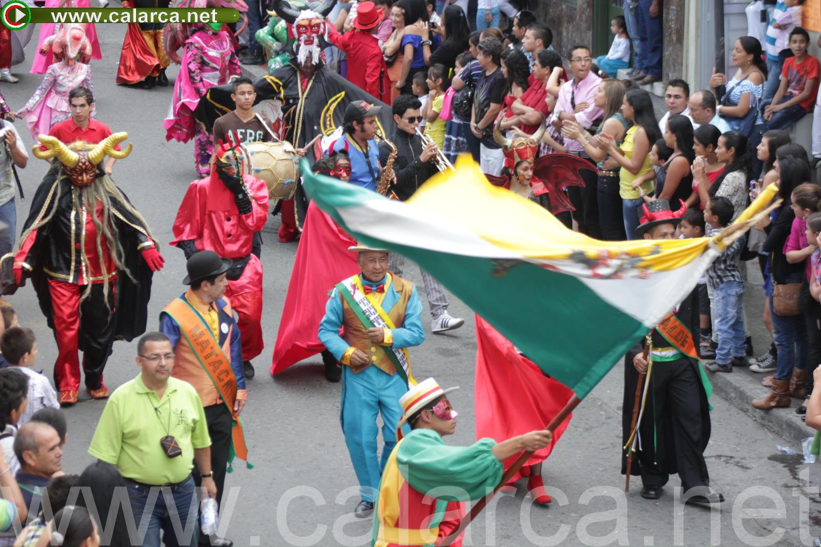Carnaval del Diablo - Riosucio