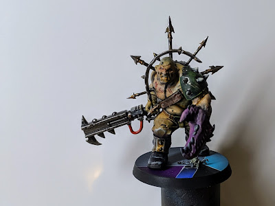 Finished Ogryn before OSL