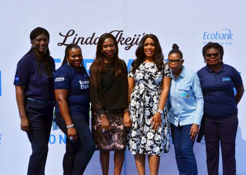Female Entrepreneurs, Linda Ikeji, Tara Fela-Durotoye Laud Ecobank's Women Empowerment Initiatives