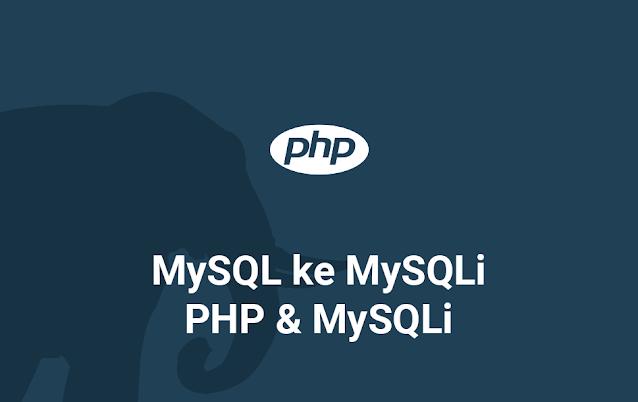 Cara Migrasi PHP versi 5 ke PHP 7+