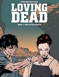 The Loving Dead Comic
