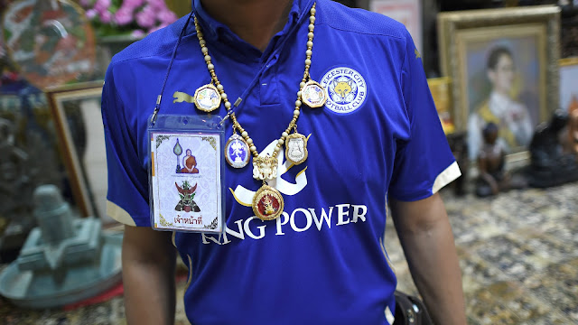 leicester charm