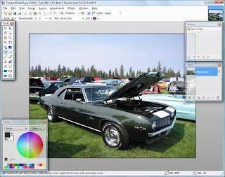 برنامج PAINT.NET من ميكروسوفت بديل PHOTOSHOP