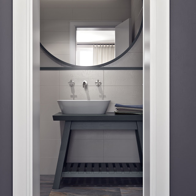 Bathroom Tiles Design Ideas For Small Bathrooms In India