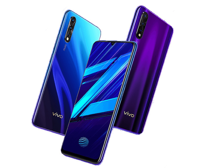 Vivo releases Z1x mid-range with AMOLED screen, SD712, USB-C, and triple-cam!