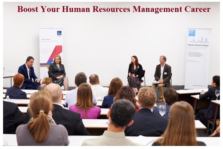 Boost Your Human Resources Management Career