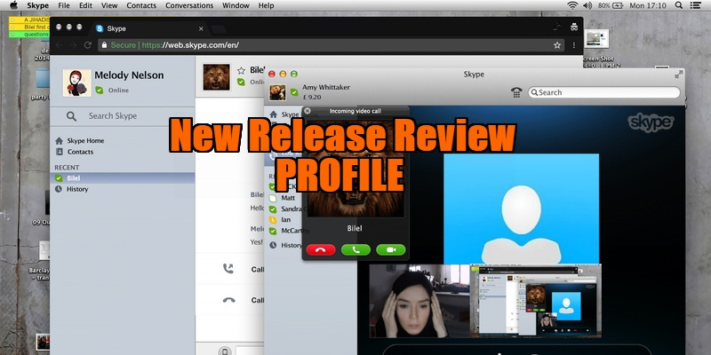profile review