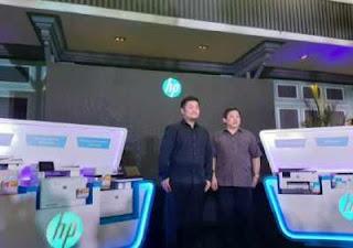 HP Rilis Produk Terbaru Di Tiga Seri Printer Multifungsi bagi UKM