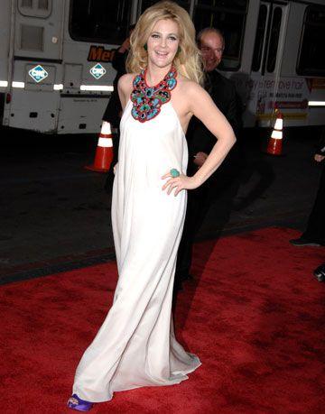 Drew Barrymore Red Carpet Photos Navel Queens