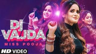 Dj Vajda Lyrics Miss Pooja and Goldboy