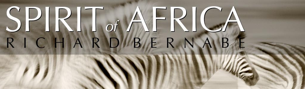 Фотокнига «Дух Африки» фотографа Ричарда Бернабе