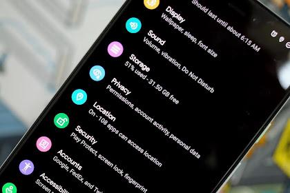 Cara Install Android 10 di Semua Perangkat Android (Project Treble Support)