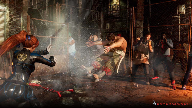 Dead or Alive 6 Gameplay Screenshot 3