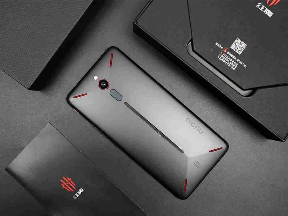 Best Android Gaming Phones For 2018 - The ZTE Nubia Red Magic