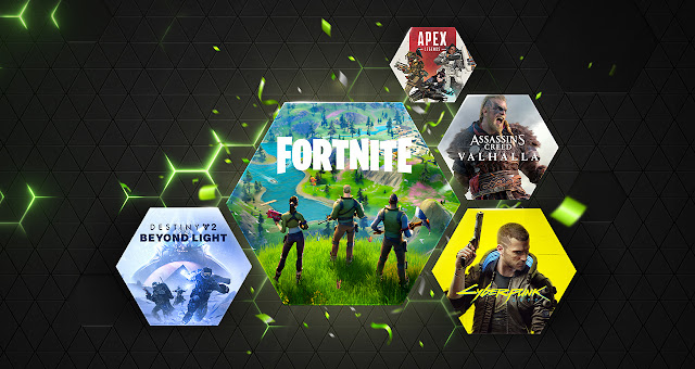 Nvidia GeForce Now Adding More Games and Celebrating Year One of GeForce Now | TechNeg