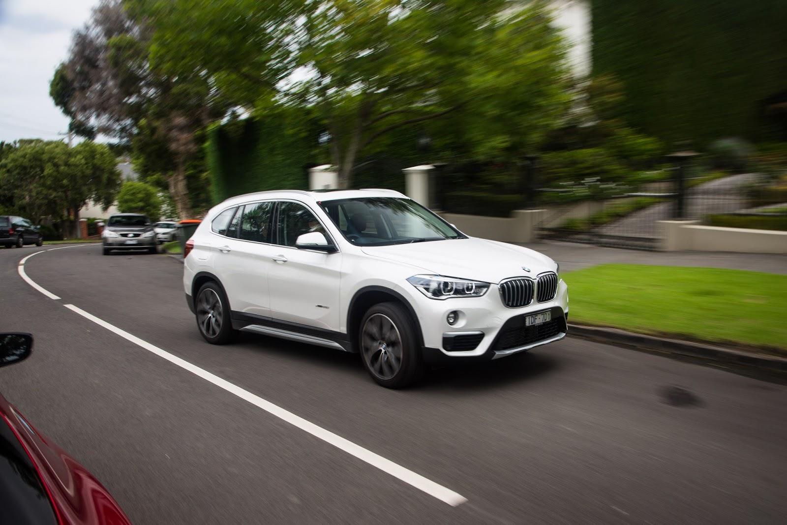 BMW X1 là chiếc xe được ưa chuộng nhất trong phân khúc