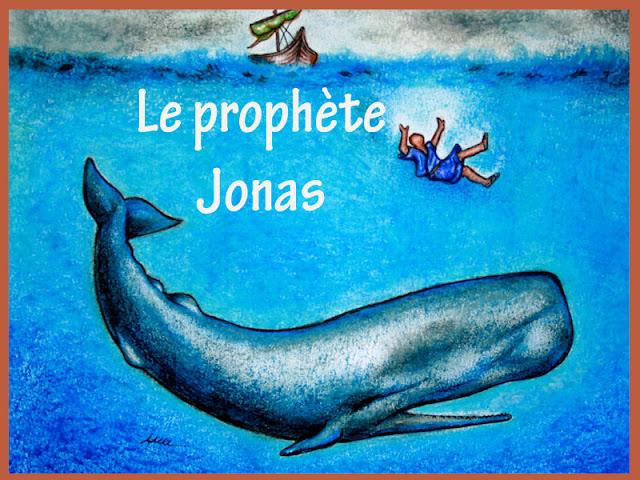 Activités pour le caté sur Jonas le prophète