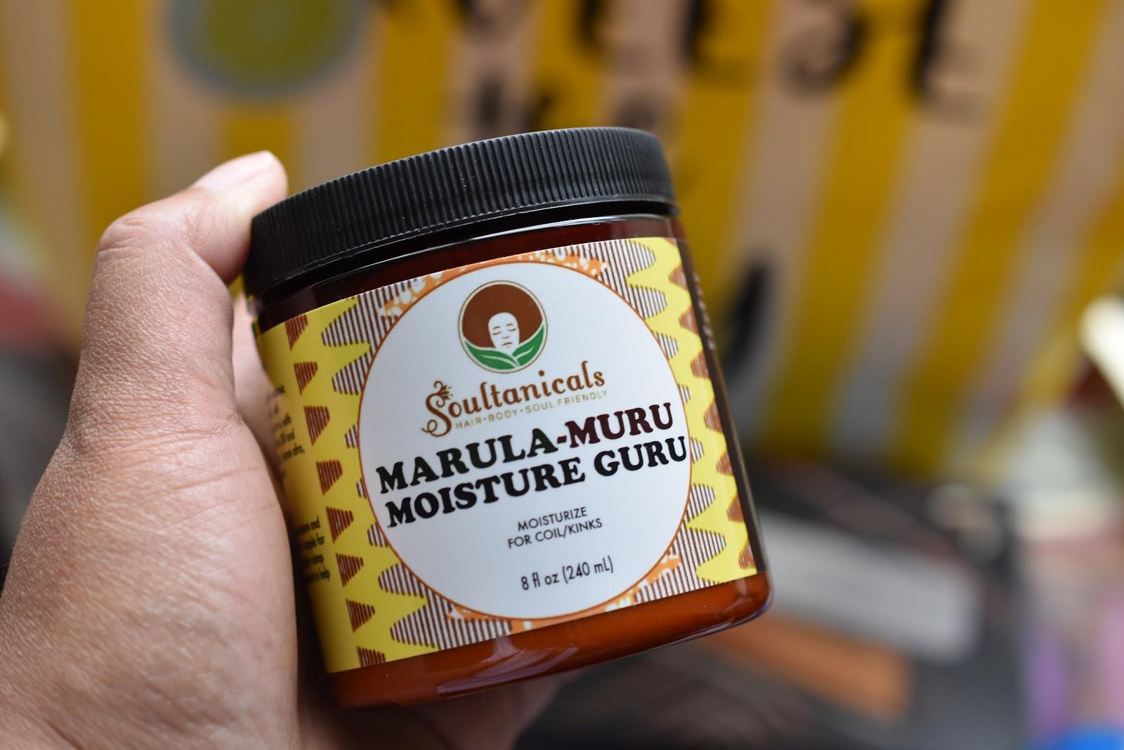 Soultanicals Marula-Muru Moisture Guru